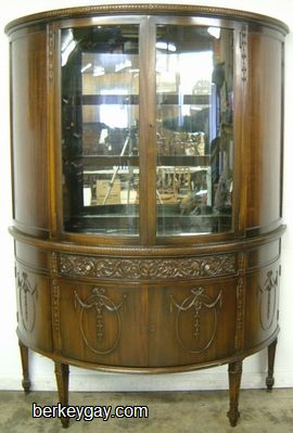 Photo of Grand Rapids China Cabinet